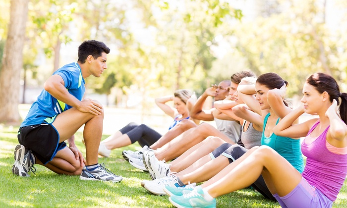 Jay Garrow Personal Training - Multiple Locations: Two Personal Training Sessions at Jay Garrow Personal Training (75% Off)
