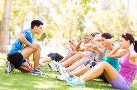 Jay Garrow Personal Training: Two Personal Training Sessions at Jay Garrow Personal Training (75% Off)