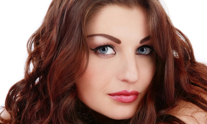 XO Nails and Hair - West Valley City: $99 for $200 Worth of Permanent Makeup at XO Nails and Hair