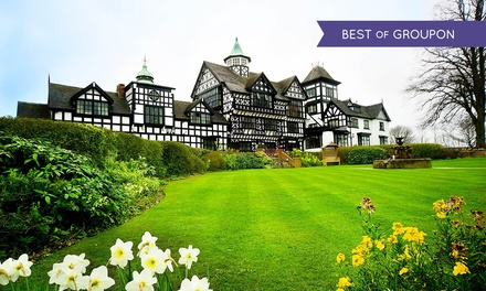 Cheshire: 1 to 3 Nights for Two with Breakfast and Option for Dinner at Wild Boar Country House Hotel