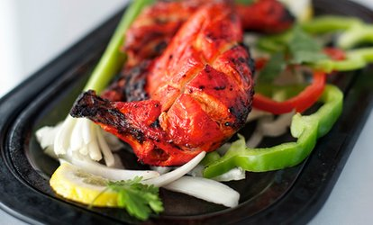 image for Two-Course Indian Meal with Sides and Optional Drinks for Two, Four or Six at Chillibite Bar & Grill
