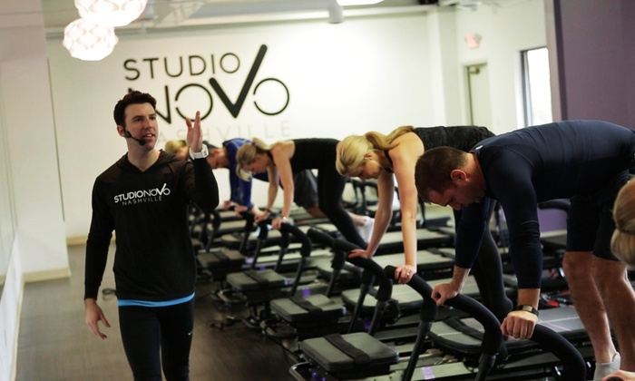 Studio Novo - Cool Springs: 5 or 10 Megaformer Fitness Classes at Studio Novo Cool Springs (Up to 63% Off)