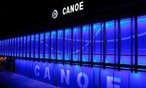 Canoe: Menú, copas, bingo, apuestas y parking en Canoe para dos o cuatro personas desde 29 € en la Castellana