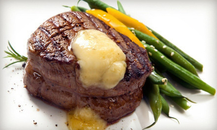 Fitz's Classic Grill - Bells Corners: Dinner for Two or Four at Fitz's Classic Grill (Up to 58% Off)