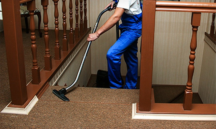 Magic Genie Carpet Cleaners - Edgemere: $50 for $99 Worth of Rug and Carpet Cleaning at Magic Genie Carpet Cleaners