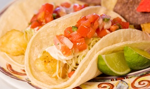 Two Amigos: $8 for $16 Worth of Mexican and Tex-Mex Food at Two Amigos