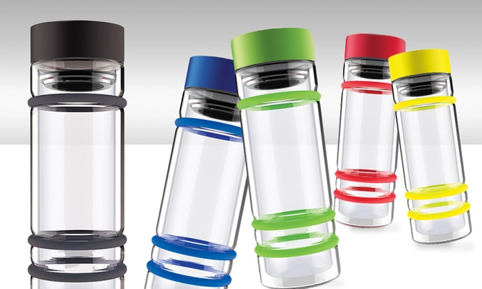 Bumper Tea Bottles Set of 2: Bumper Tea Bottles Set of 2. Multiple Colors Available. Free Returns.