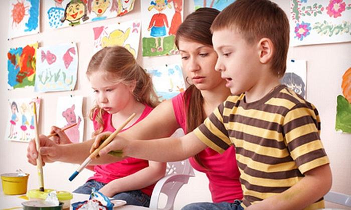 Seminole Art Studio - Largo: Half- or Full Day of Children's Art Camp at Seminole Art Studio in Largo (Up to 52% Off)