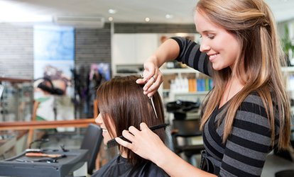 image for Wash, Cut and Blow-Dry at Headquarters