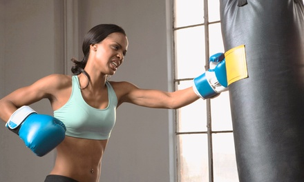 10 or 20 Drop-In Kickboxing Classes with Gloves at Baltimore Martial Arts Academy (Up to 92% Off)
