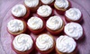 The Cupcake Diva - Southside: $17 for One Dozen Cupcakes from The Cupcake Diva ($36 Value)