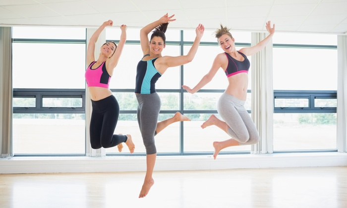 Shape Women's Fitness - Greenwood Forest: 10 or 20 Group Fitness Classes at Shape Women's Fitness (Up to 83% Off)