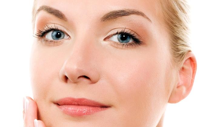 Zina Nails and Spa - Davie: One or Two European or Vitamin C Facials at Zina Nails and Spa (Up to 59% Off)