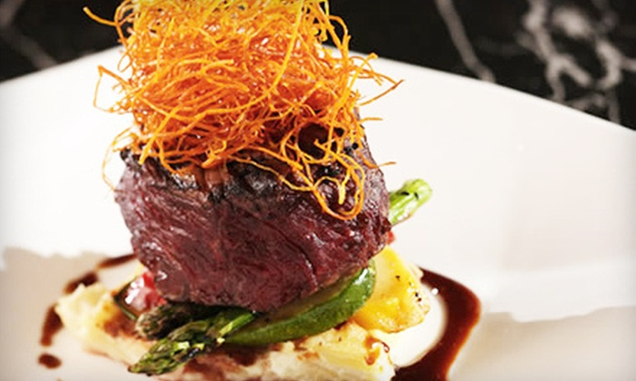 Copper Club Restaurant & Lounge - Coquitlam: $20 for a Three-Course Prix Fixe Fusion Dinner for One at Copper Club Restaurant & Lounge in Coquitlam ($40 Value)