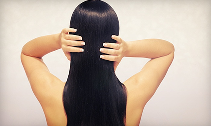 Luxe Salon & Spa - Downtown Waxahachie: One or Two Brazilian Blowouts at Luxe Salon & Spa (Up to 79% Off)