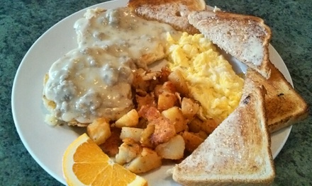 Classic American Diner Food at B.W.'s Grill (33% Off). Two Options Available.