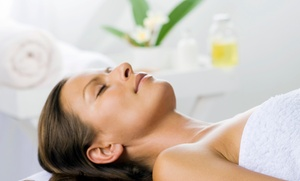 $49 For 60-minute Facial With Upper-body Massage  ($95 Value)