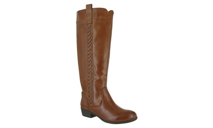 MIA Women's Coaster Tall Boot with Extended Calf