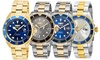 Invicta Pro Diver Men's 43mm Stainless Steel Watch