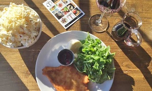 Trummer's Coffee & Wine Bar: $12 for $20 Worth of Bistro Food and Drinks at Trummer's Coffee & Wine Bar