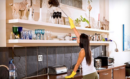 One 2-Hour Cleaning Session (a $120 value) - JC Cleaning Company in