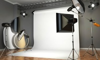 Choice of One- or Two-Hour Photoshoot with Images on a CD at EVAZ Photography (Up to 63% Off)