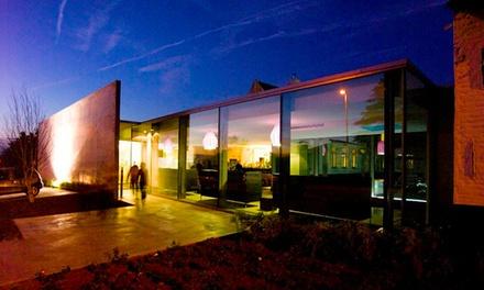 Courtrai : 1 à 3 nuit(s) pour 2 personnes avec accès bien-être et boisson de bienvenue au D Hotel 4*