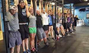 CrossFit Upper Limit: Four Weeks of Unlimited CrossFit Classes at Crossfit Upper Limit (65% Off)