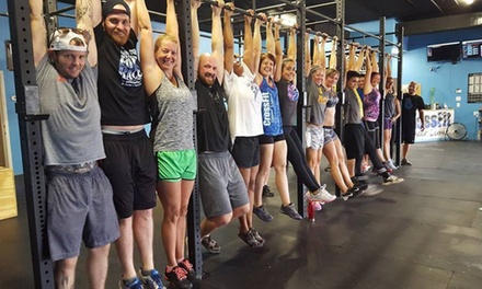 Four Weeks of Unlimited CrossFit Classes at Crossfit Upper Limit (65% Off)