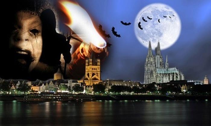 ae event - ae event: Nachtwächter-Tour durch die Kölner Altstadt mit ae-event.de ab 9,90 € (bis zu 53% sparen*)