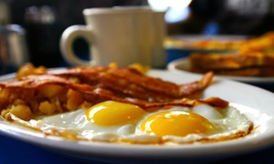56% Off Food and Drinks at Uptown Diner at Uptown Diner, plus 6.0% Cash Back from Ebates.