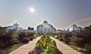 Buffalo and Erie County Botanical Gardens: Family, Grandparent, Individual, or Dual Membership at Buffalo Botanical Gardens (Up to 40% Off)