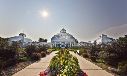 Family, Grandparent, Individual, or Dual Membership at Buffalo Botanical Gardens (Up to 40% Off)