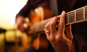 Colorado Springs Guitar Instruction: Two Private Music Lessons from Colorado Springs Guitar Instruction (50% Off)