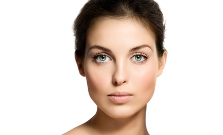 $25 for Full-Face Wax at Be Bare ($52 Value)