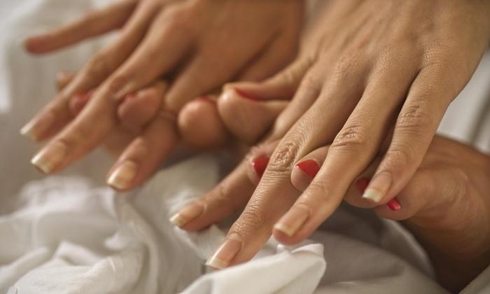 Bailiu Spa - Lake Zurich: A Spa Manicure and Pedicure from Bailiu Spa (52% Off)