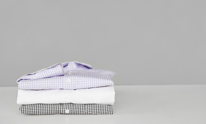 La Lavanderia - Marlboro Court: $10 for $20 Worth of Laundry Services and Dry Cleaning at La Lavanderia