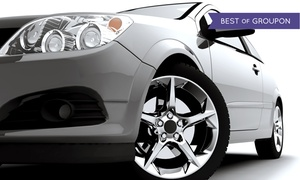 Platinum Auto Makeover: Rain-X with Interior and Exterior Detail or Basic Hand Wash at Platinum Auto Makeover (Up to 53% Off)