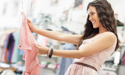 $10 for $20 Worth of Upscale Consignment Apparel, Shoes, and Accessories at Treasures Upscale Consignment