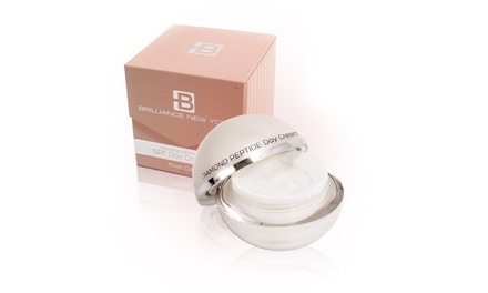 Brillance New York Diamond & Pearl SPF Day Cream; 1oz.
