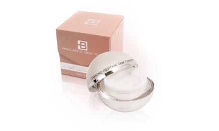Brillance New York Diamond & Pearl SPF Day Cream; 1oz.