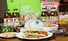Greenling - OOB: $22 for a Taco Fiesta for 4 or Spaghetti Feast for 4 Dinner Kit with Delivery from Greenling ($40 Value)