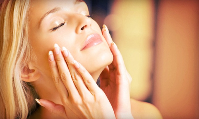 100% Pure Pro - Stella's: One, Three, or Five Diamond Dermabrasion Facials at 100% Pure Pro (Up to 66% Off)