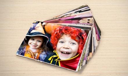 Impresión de 50, 100, 150 o 200 fotos con Printerpix (ES) (descuento del 87%)