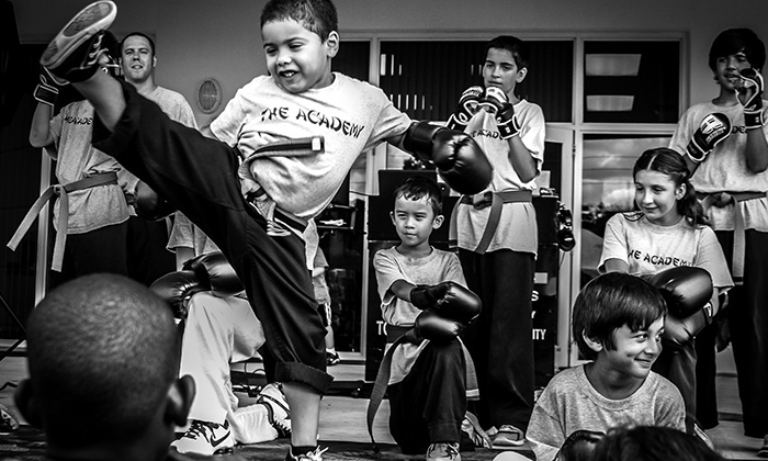 The Academy Of Martial Arts - Cooper City Commons: One or Two Months of Unlimited Martial-Arts Classes with Uniform at The Academy Of Martial Arts (Up to 70% Off)