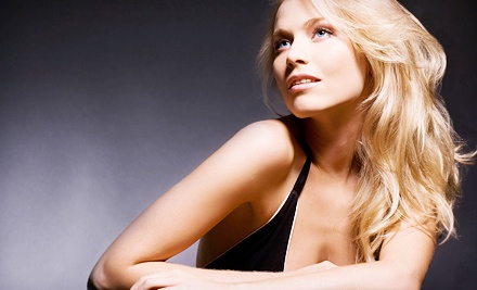 Shampoo, Conditioning Treatment, Haircut, and Style (a $70 value) - Salon Chambre in Macon