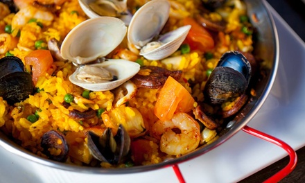 Bocado Experience for Two or Lunch at Bocado Tapas Wine Bar (Up to 44% Off)