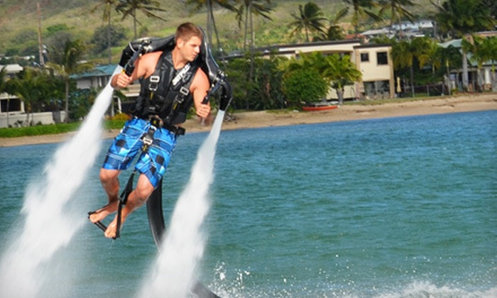 SeaBreeze Water Sports - Hawaii Kai: $169 for a Jetlev Jetpack Flight Experience from SeaBreeze Water Sports ($399.99 Value)