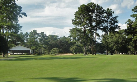 18-Hole Round of Golf with Cart Rental for Two or Four at Summerville Country Club (Up to 53% Off)