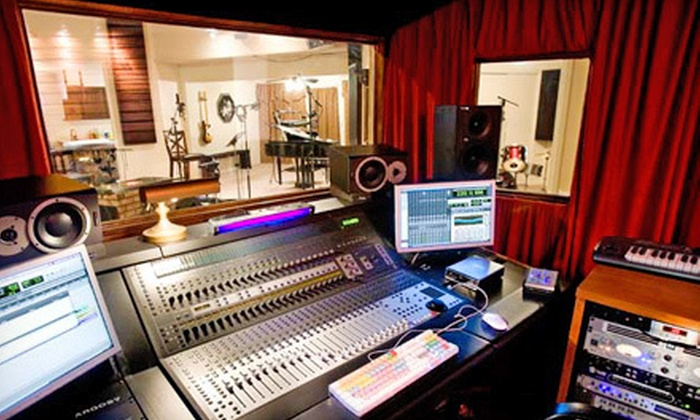 Emergent Recording & Production House - Valparaiso: Two Hours of Regular or Premium Recording-Studio Time at Emergent Recording & Production House (Half Off)